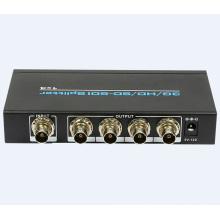 Séparateur SDI 1X4 (3G / HD / SD)