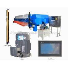 1250 automatische Kammer pp Wasserfilterpresse
