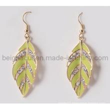 Fashion Leaf Shape Earrings