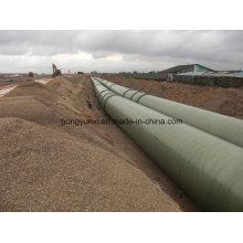 Fibra de vidro de grande diâmetro ou FRP Sand Pipes