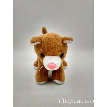 Peluche chien animal