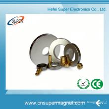 High Quality Sintered Neodymium Ring Magnet