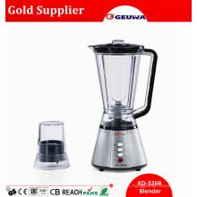 Vente chaude de luxe Portable 300W Professional Blender Kd-326b 2 en 1