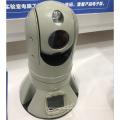 Caméra dôme haute vitesse wifi HD 4G LTE 2MP haute vitesse avec système android et LCD