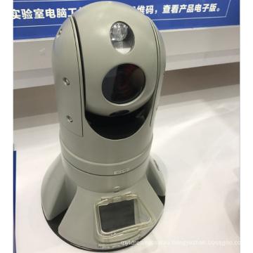 Полный HD с 4G LTE и 2-мегапиксельная беспроводной высокоскоростной купольной камеры с системой Android и ЖК