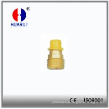 Gas lente Collet cuerpo-soldadura TIG Parts45V41 repuesto