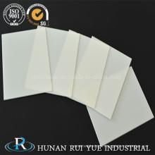 Placa de sustrato de alúmina de cerámica de alto voltaje