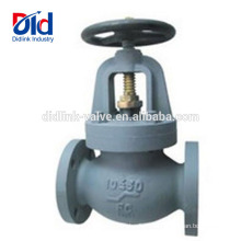 Newco Angle Manufacturer Type Ss F7305/7309/7309 Cast Iron Flanged Globe Valve Bonnet Fc200