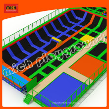 Big Cheap Wholesale Indoor Jumping Trampoline for Sale