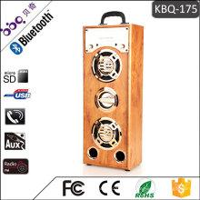 Fabrik-Großverkauf-neue tragbare Bluetooth USB-Blitz-Antriebs-Spieler-Sprecher