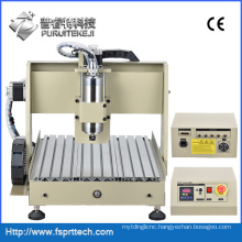 Mach3 Control Software Water Cooling Spindle CNC Router Machine