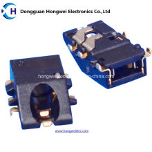 Socket Connector Audio 3.5 Mm Stereo Phone Jack