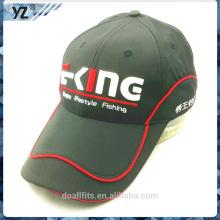 Оптовая бейсбольная шапка с 3D embpridery хорошее качество made in china