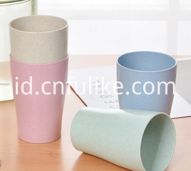 Wheat Straw Drinking Cup