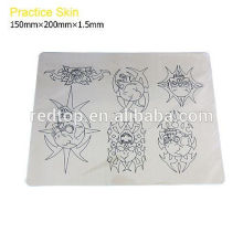 2015 hot sale cheap tattoo practice synthetic skin