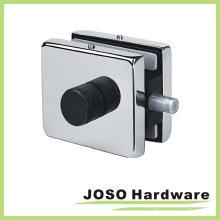 Mab Style Glass Door Lock Patch Fitting Aluminium Handle PT122c