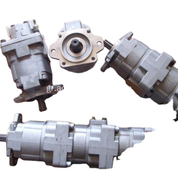 WA420 WA450 hydraulic gear pump 705-52-31170 705-52-40130 7055240130