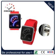 Relojes de pulsera de silicona LED Watch Digital (DC-364)