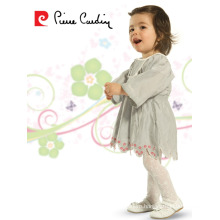 Pierre Cardin Feronia OEM Wholesale Baby Girl Microfiber Elastic Tights Patterned Pantyhose