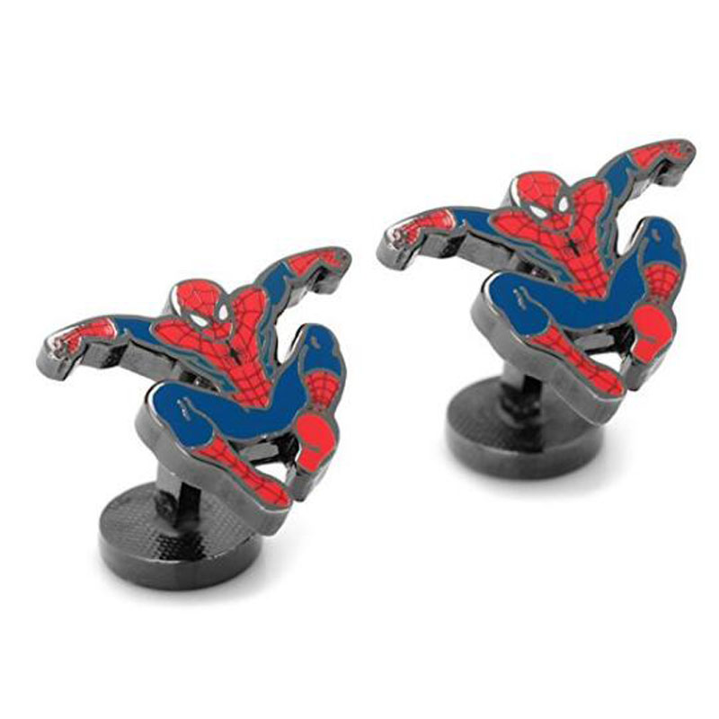 Spider Man Hero Cufflinks