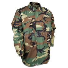 T/C Nylon Waterproof Camouflage Military Uniform,Military Uniform Camouflage for tactical hiking outdoor sports hunting