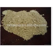 Propriedades elevadas de alto teor de alúmina para refratários