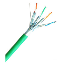SFTP CAT6A LSZH 500MHz LAN de Alta Velocidade Cabo de Internet de Banda Larga