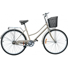 26 Inch City Bike with Rubber Grip