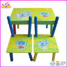 Kid′s Table and Chair (W08G082)