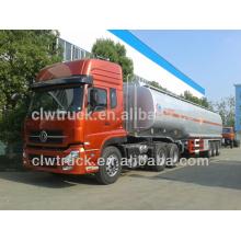 Мобильный дизельный топливный бак Dongfeng Tianlong Hot Sale, 30M3 Топливный бак