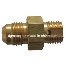 CNC-Bearbeitung Kupferteil / CNC-bearbeitete Drehteile (MQ041)