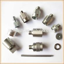 Латунь сталь алюминий металлических деталей на заказ на станках с ЧПУ токарный станок механической обработке