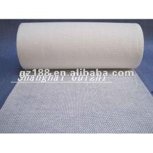 Tecido Spunlace / Rolos não tecidos laminados de celulose / poliéster com abertura