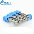 BFL High Performance 2 Flute Hartmetall-Schaftfräser für Aluminium