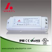 3 года гарантии 0-10В светодиодный драйвер 300ма затемняемый Лампа 15Вт