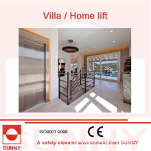 Elevador de bajo ruido, duradero y de seguridad sin ascensor, Sn-EV-011