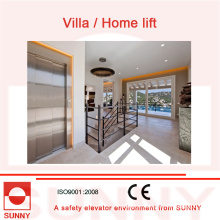 Low Noise, Durable and Safety Villa Elevator Without Hoist-Way, Sn-EV-011