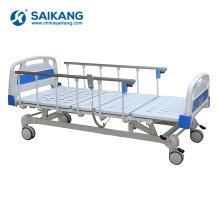 SK005 Patient Electric Adjustable Hospital Furniture Bed With Back Rest
