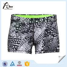 Sublimation Running Shorts Women Dernières vêtements de sport doux et confortables