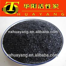 China anthrazit filter meida / anthrazit filter sand oder wasseraufbereitung