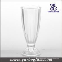 El vaso de vidrio con forma de pie (GB1023H)