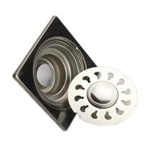 Customized Stainless Steel Shower Drain Floor Drain