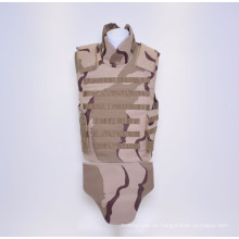 Camuflaje desierto chaleco a prueba de balas chaleco antibalas táctico militar de protección táctica