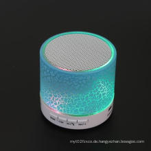 Werbeartikel günstigen Preis S08 LED Bluetooth Lautsprecher