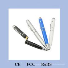Красная Лазерная точка ручка USB для Промотирования ч-3103