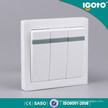 Igoto E9031 UK Types of Electrical Wall Switches