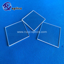 Sapphire Fused Silica K9 CaF2 Optical Windows