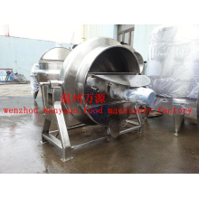 600L Steam Cooker with Mixer and Scraper
