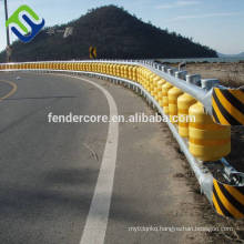 Foam filled type Safety Roller Barrier