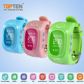2015 New Colorful Two-Way Electronic Geo-Fence Wt50 GPS Watch